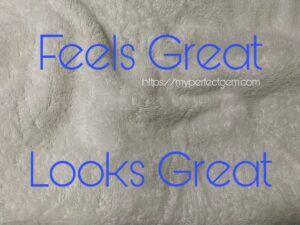 Feels great looks great